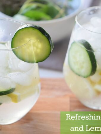 lemon lime spritzer recipe