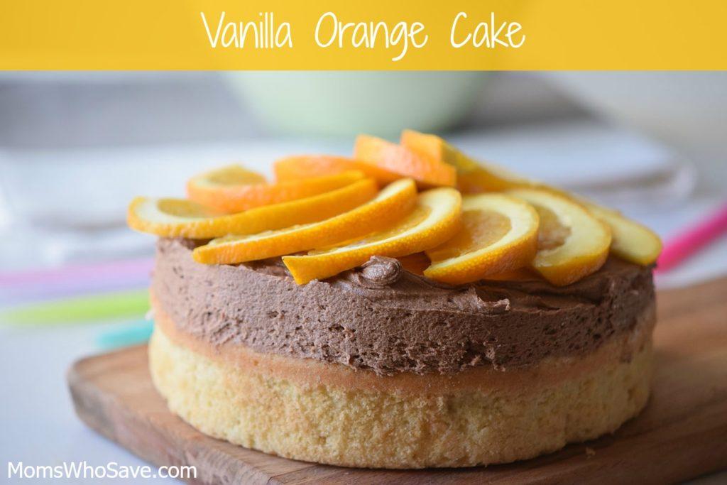vanilla orange cake 2