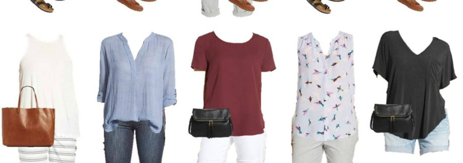 Mix and Match Fashion –- Nordstrom Summer Styles