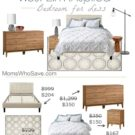West Elm Inspired Bedroom for Less