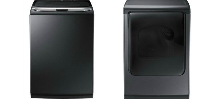 The Samsung ActiveWash Laundry Pair — Now Laundry is Quick and Easy!