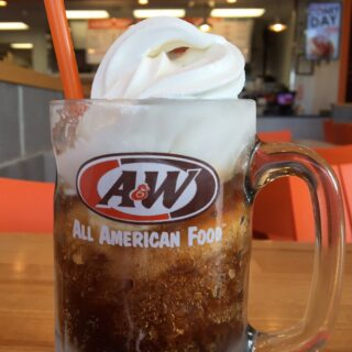 A&W — Get Your Free Root Beer Float