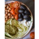 Vegetarian Mediterranean Bowl (+ Vegan Option)