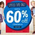 Gymboree — Take an Extra 60% Off Already-Reduced Clearance!