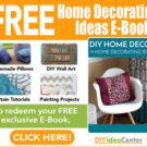 Free Home Decorating Ideas E-Book