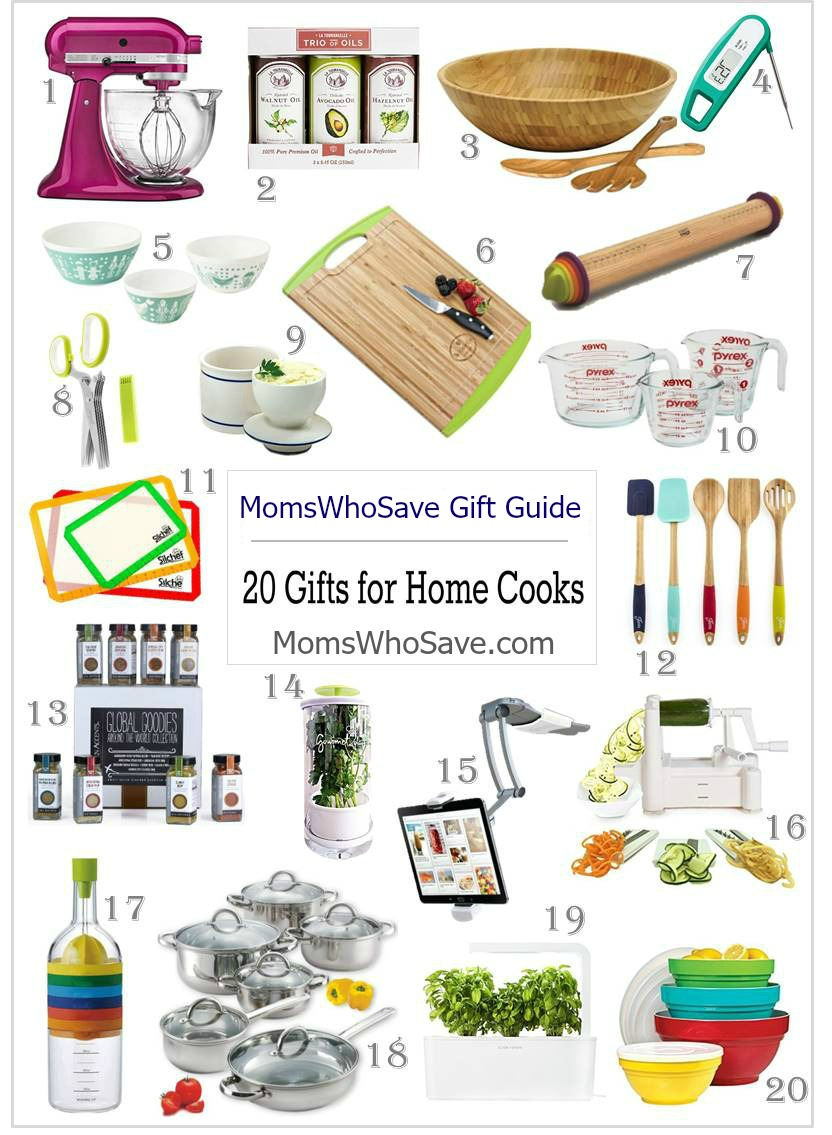 Home Cook Gift Guide