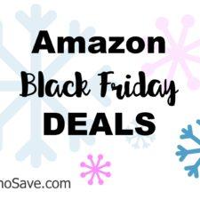 Black Friday Deals at Amazon