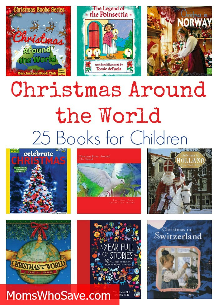 Christmas Traditions Books