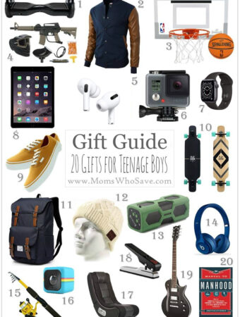 Best Gifts For Age Boys