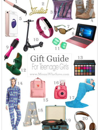 Unique gifts for teenage girl