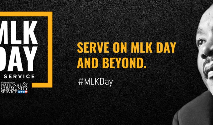 Make the Martin Luther King Jr. Holiday a Day of Service