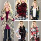 Cozy Blanket Scarves in Lots of Colors $9.99 With Free Shipping Today