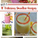 11 More Delicious Smoothie Recipes