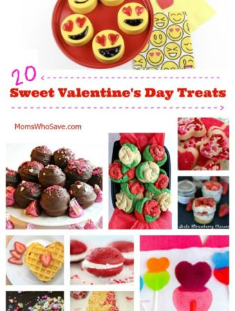 valentine's day sweets recipes