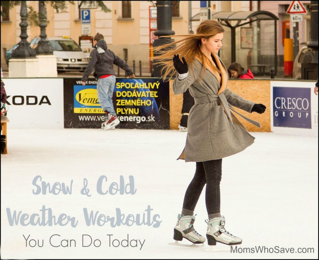 Snow & Cold Weather Workouts You Can Do Today