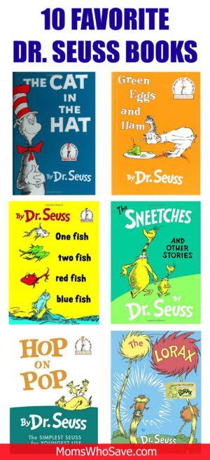 10 favorite dr seuss books