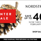 Nordstrom Winter Sale + Free Shipping