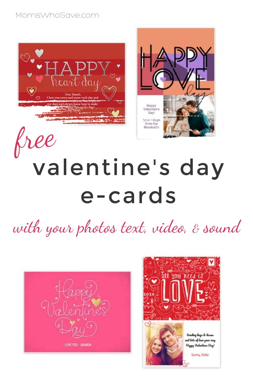 Valentine's Day E-card FREE