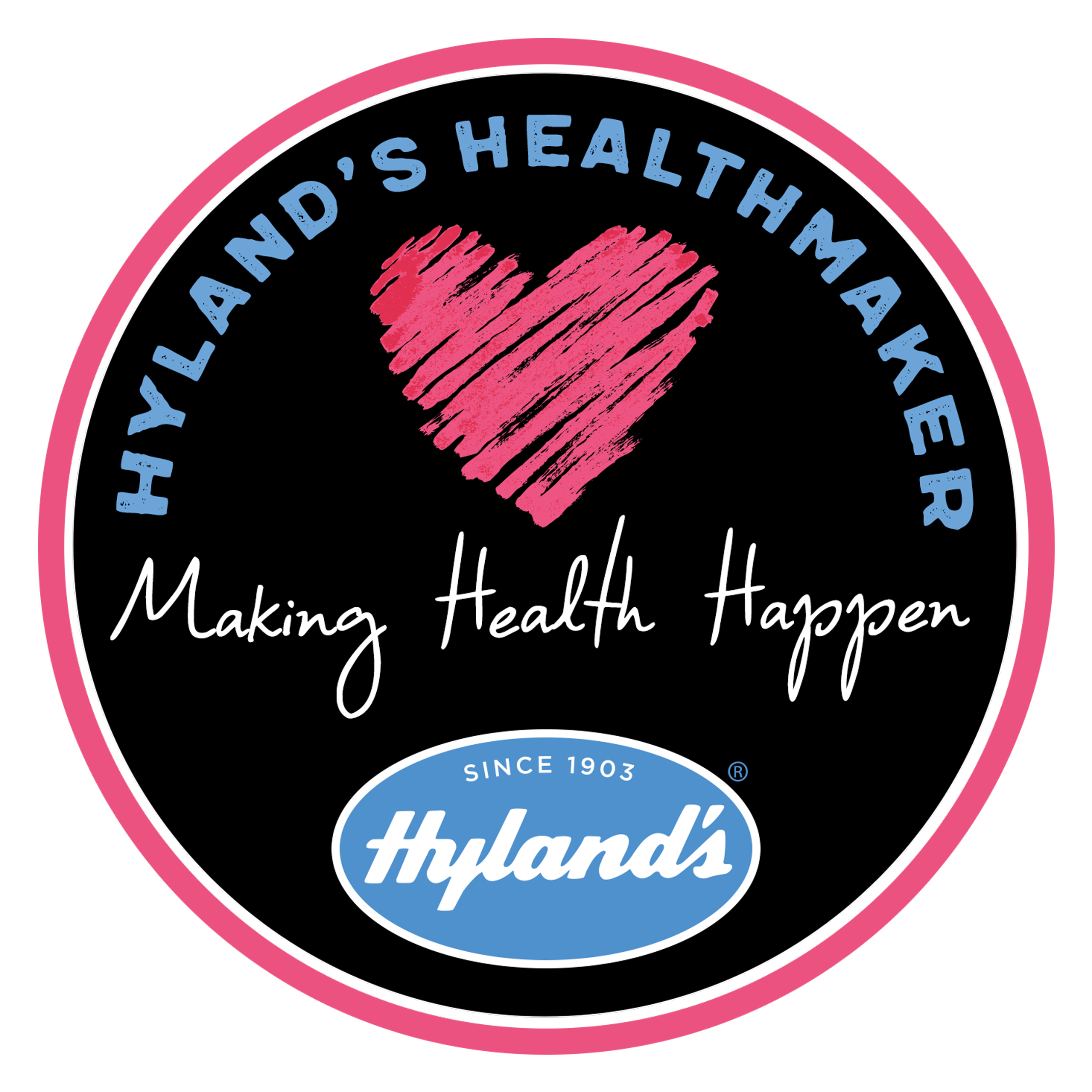 Introducing Hyland's HealthMakers + a Giveaway ($150+ value)