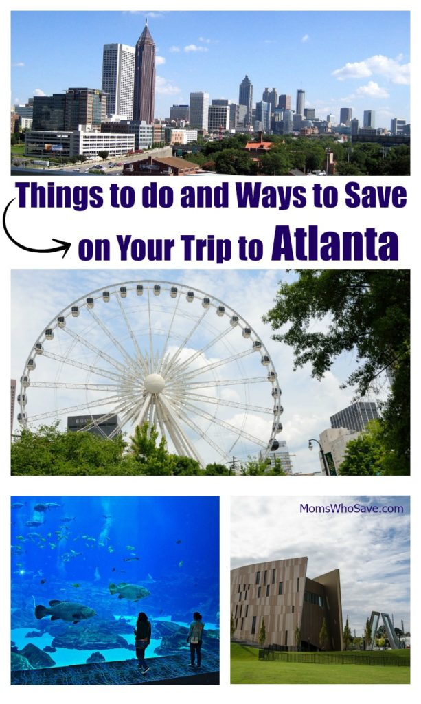atlanta vacation tips