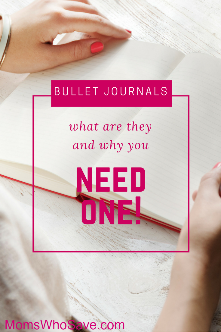 why you need a bullet journal