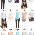 Mix & Match Summer Fashion — A Capsule Wardrobe from Nordstrom