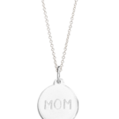 Helen Ficalora Sterling Silver Mother's Day Charm Necklace Review & Giveaway ($120 value)