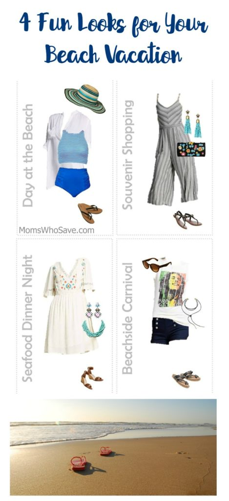 Vacation Fashion for a Beach Getaway