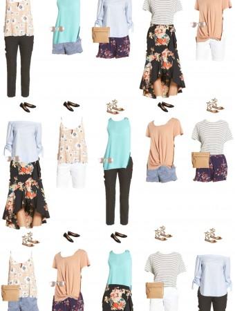 mix and match fashion