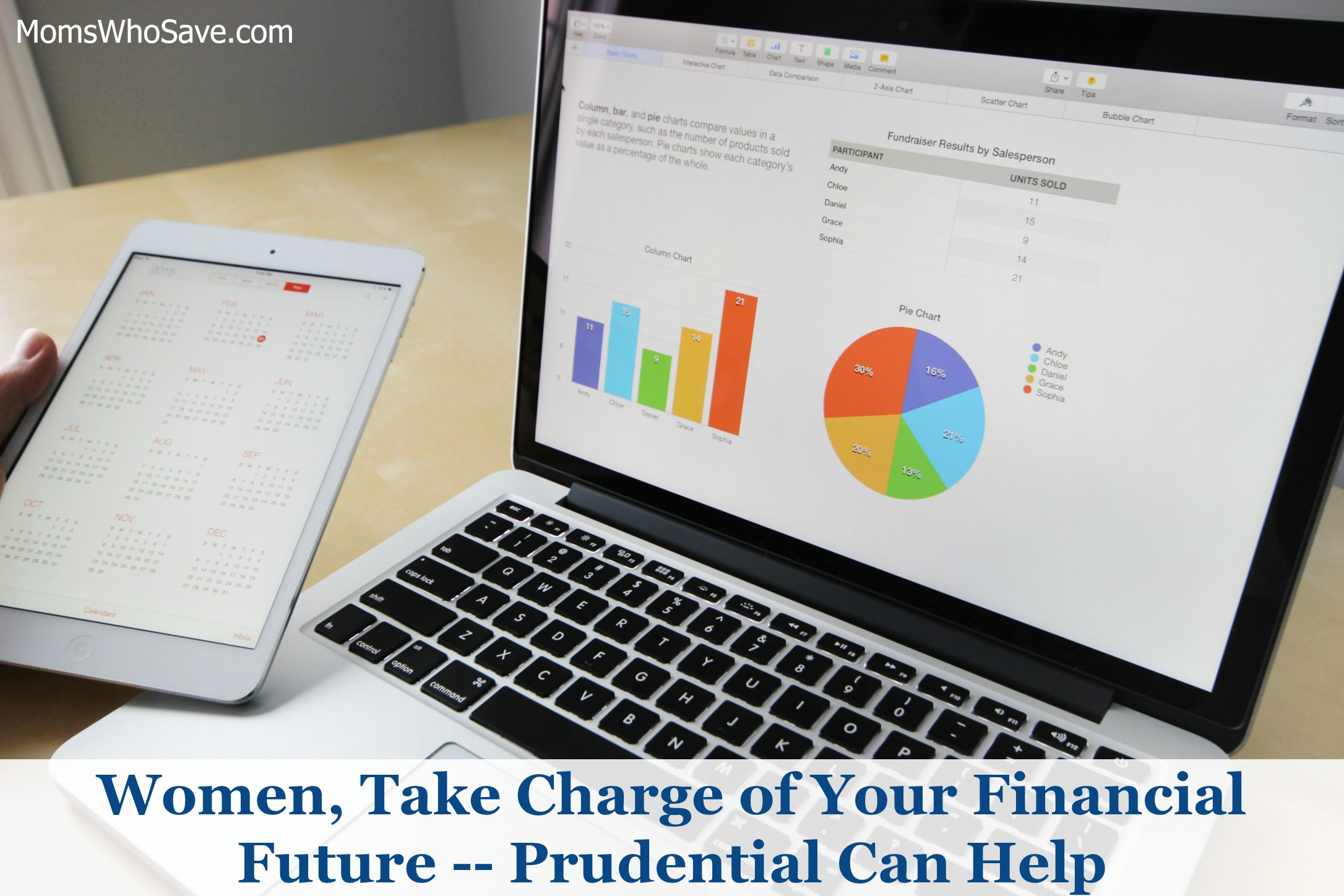 Women, Take Charge of Your Financial Future — Prudential Can Help