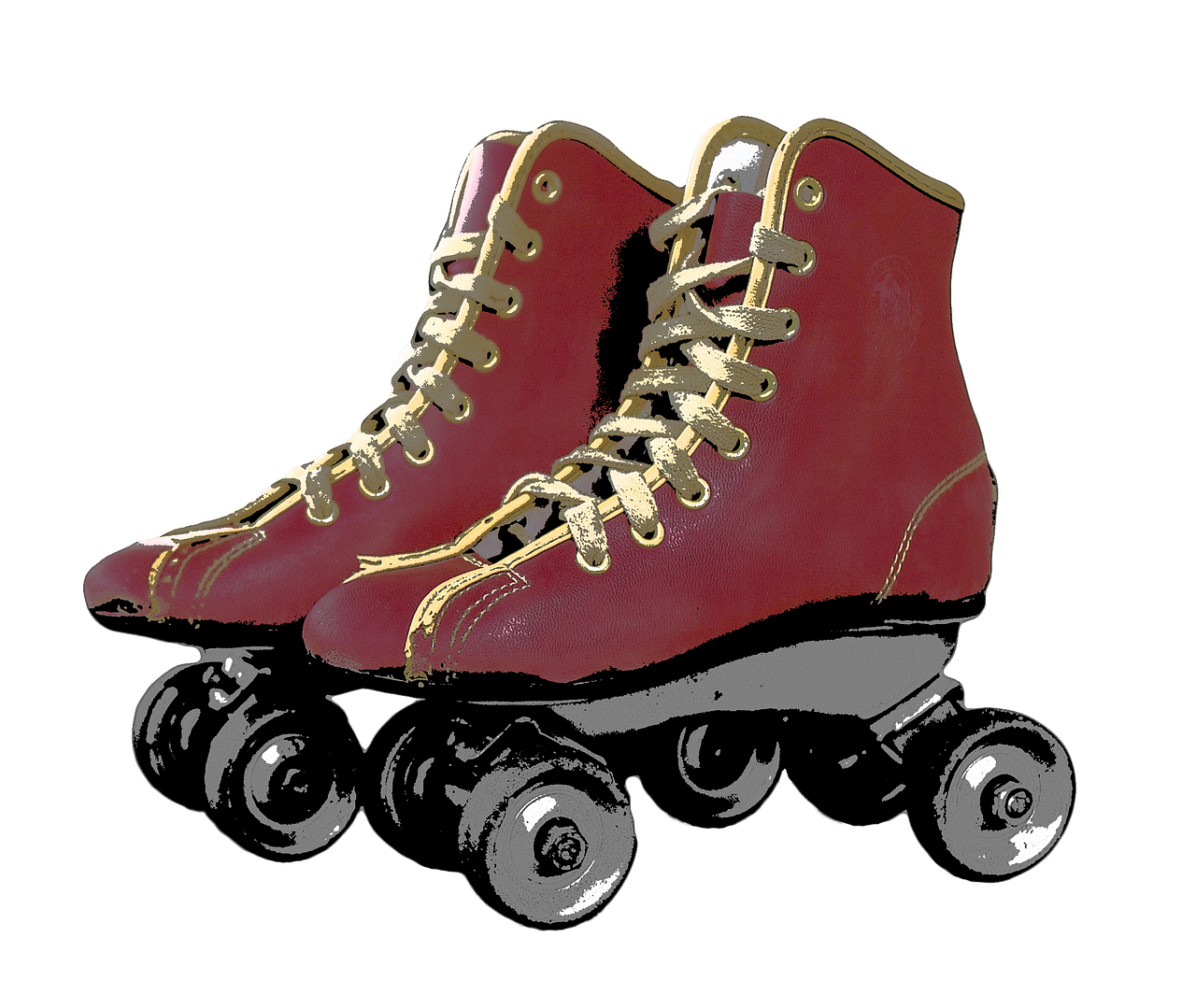 Check Out the Kids Skate Free Program