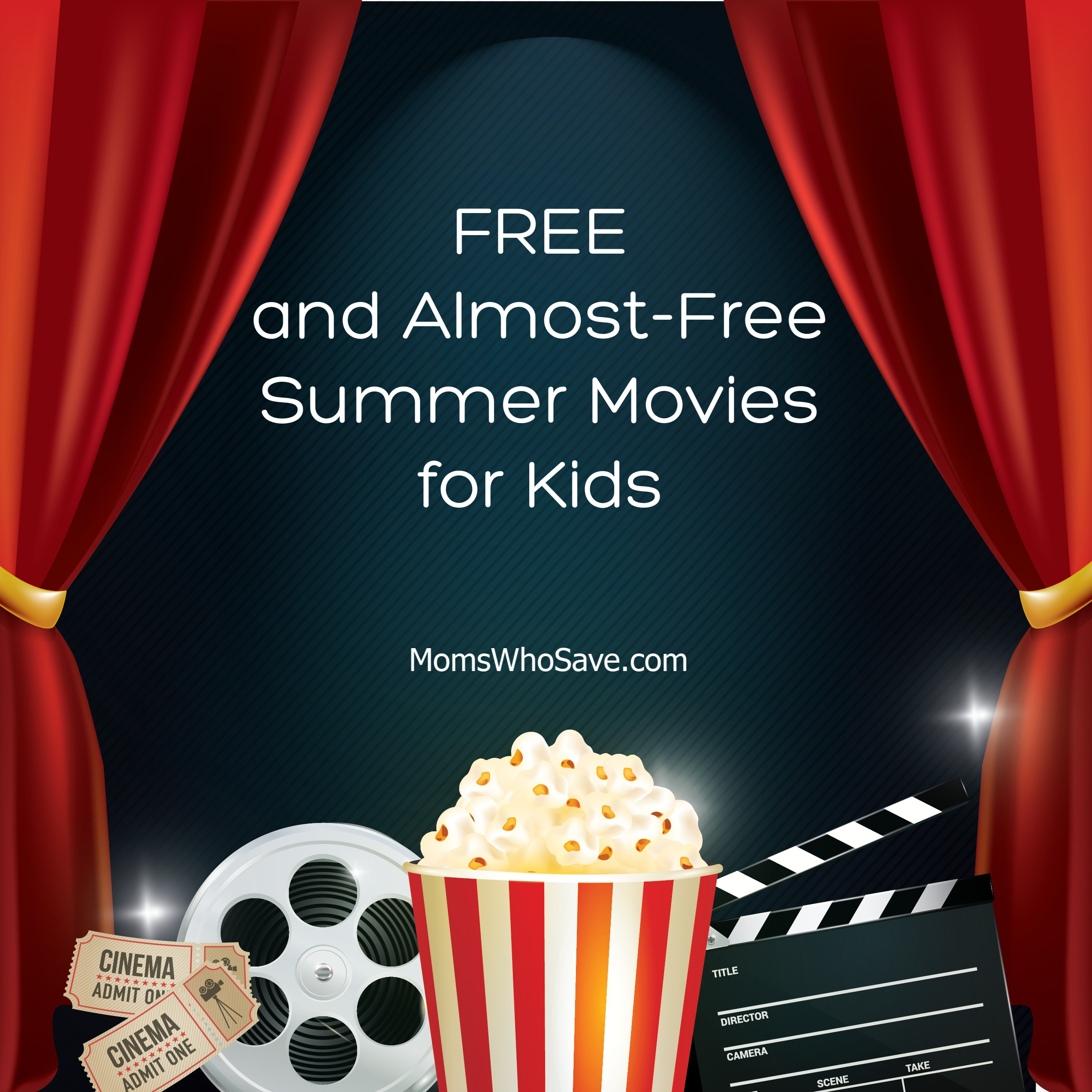 free summer kids movies