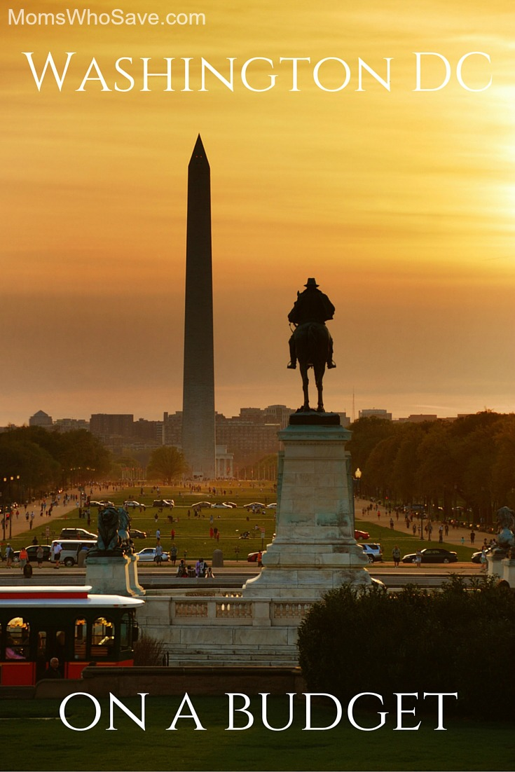Visit Washington DC on a Budget — 5 Tips + Some of Our Favorite Free Attractions