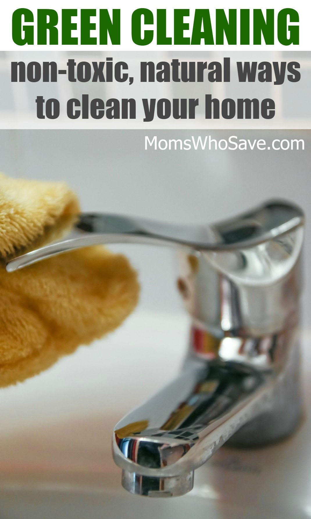 how to clean your house with natural products