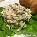 poppyseed lemon chicken salad