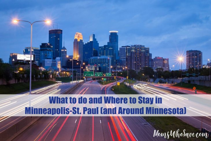 where to stay in Minnesota