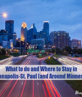 What to do and Where to Stay in Minneapolis-St. Paul (and Around Minnesota)