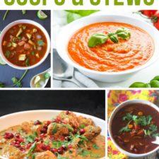 20 Warming Winter Soups & Stews