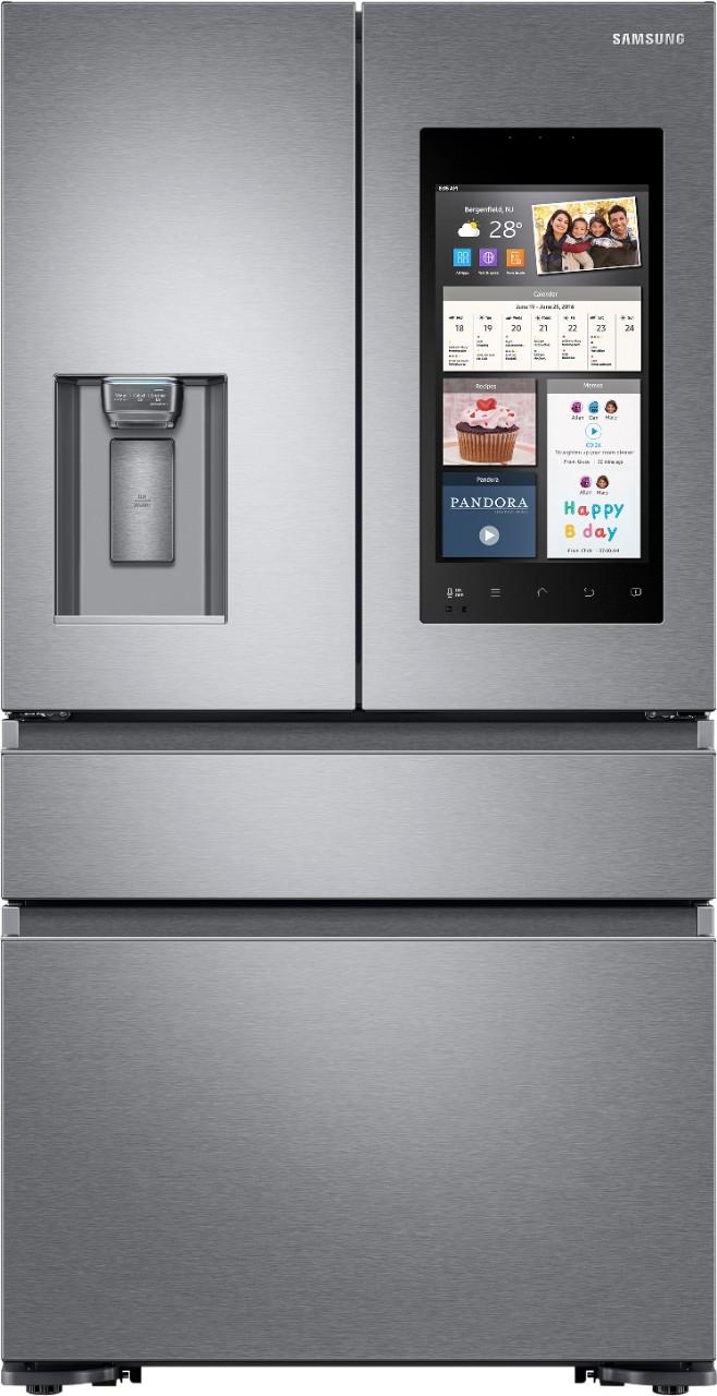 SamsungFamily Hub 4-Door French Door Refrigerator