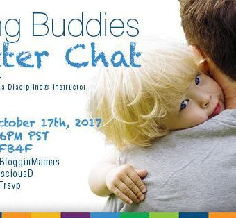 Parents, Don't Miss the Feeling Buddies Twitter Party October 17th!