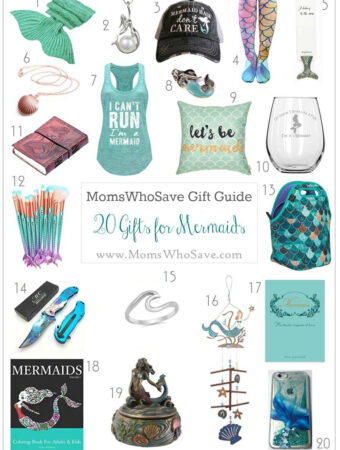 mermaid lover gift ideas