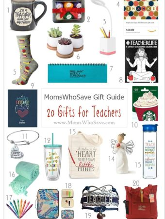 Gift Guide — 20 Perfect Presents for Teachers