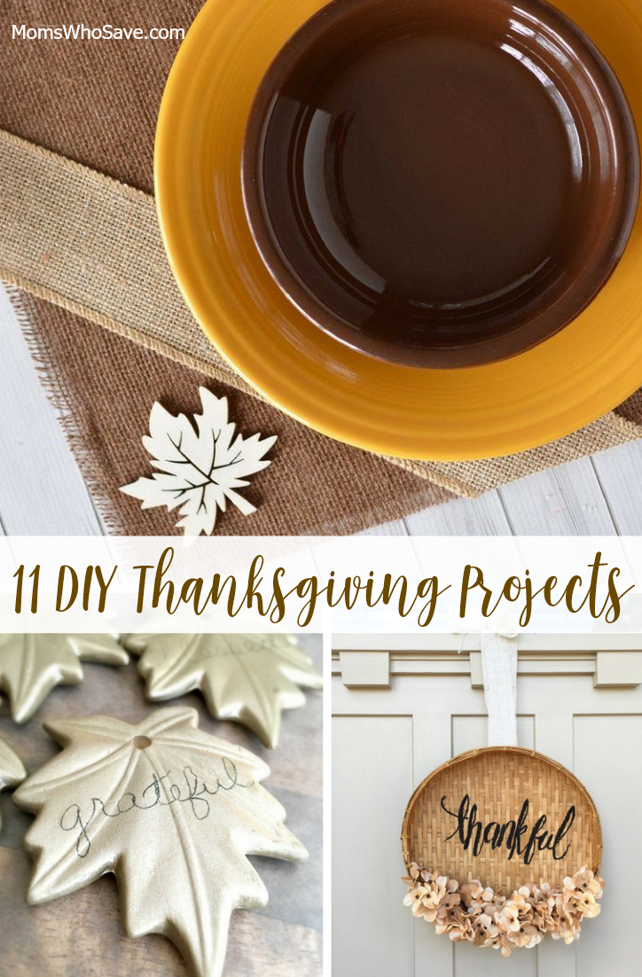 DIY Thanksgiving Projects