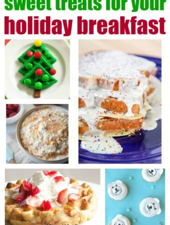 holiday breakfast treats