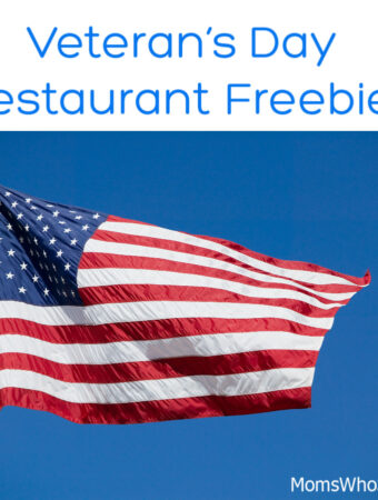Veteran's Day Restaurant Freebies