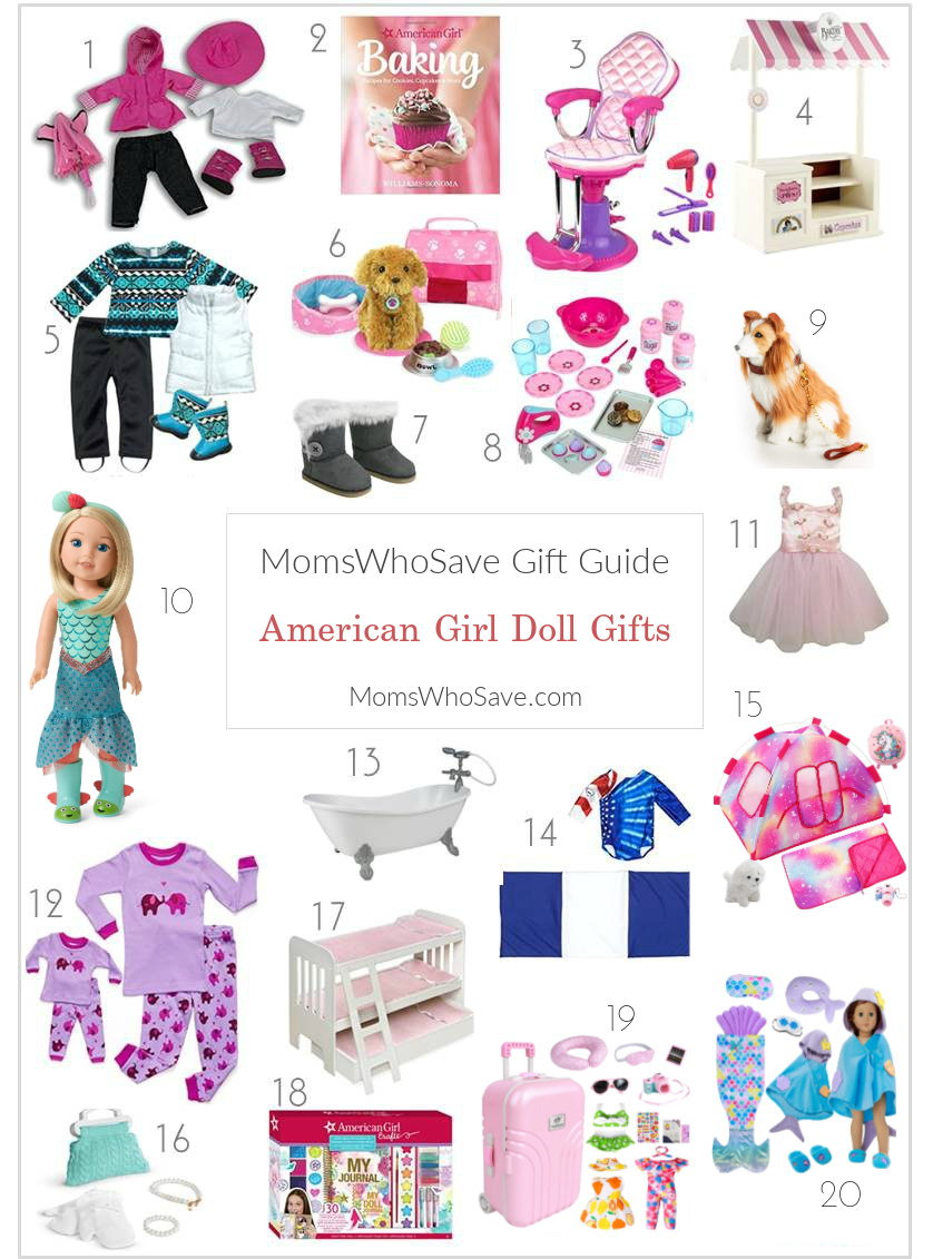 American Girl Doll accessory gifts