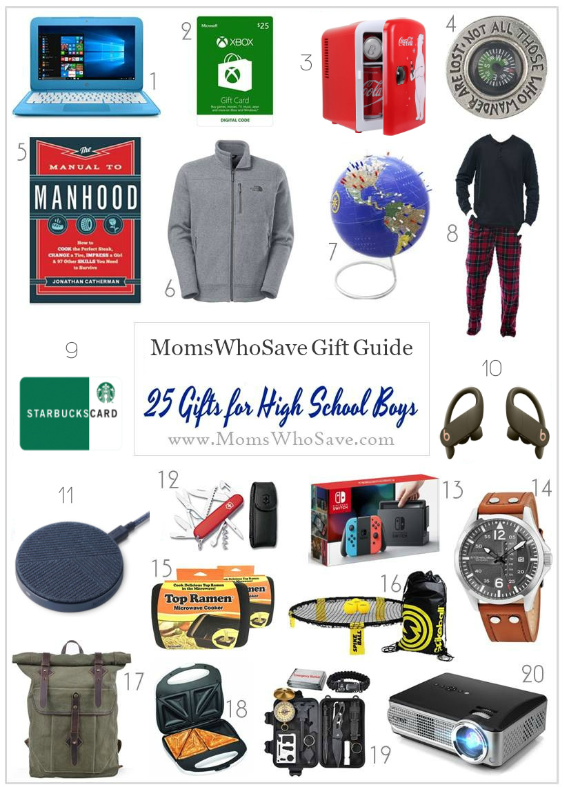 High School Gift Guide