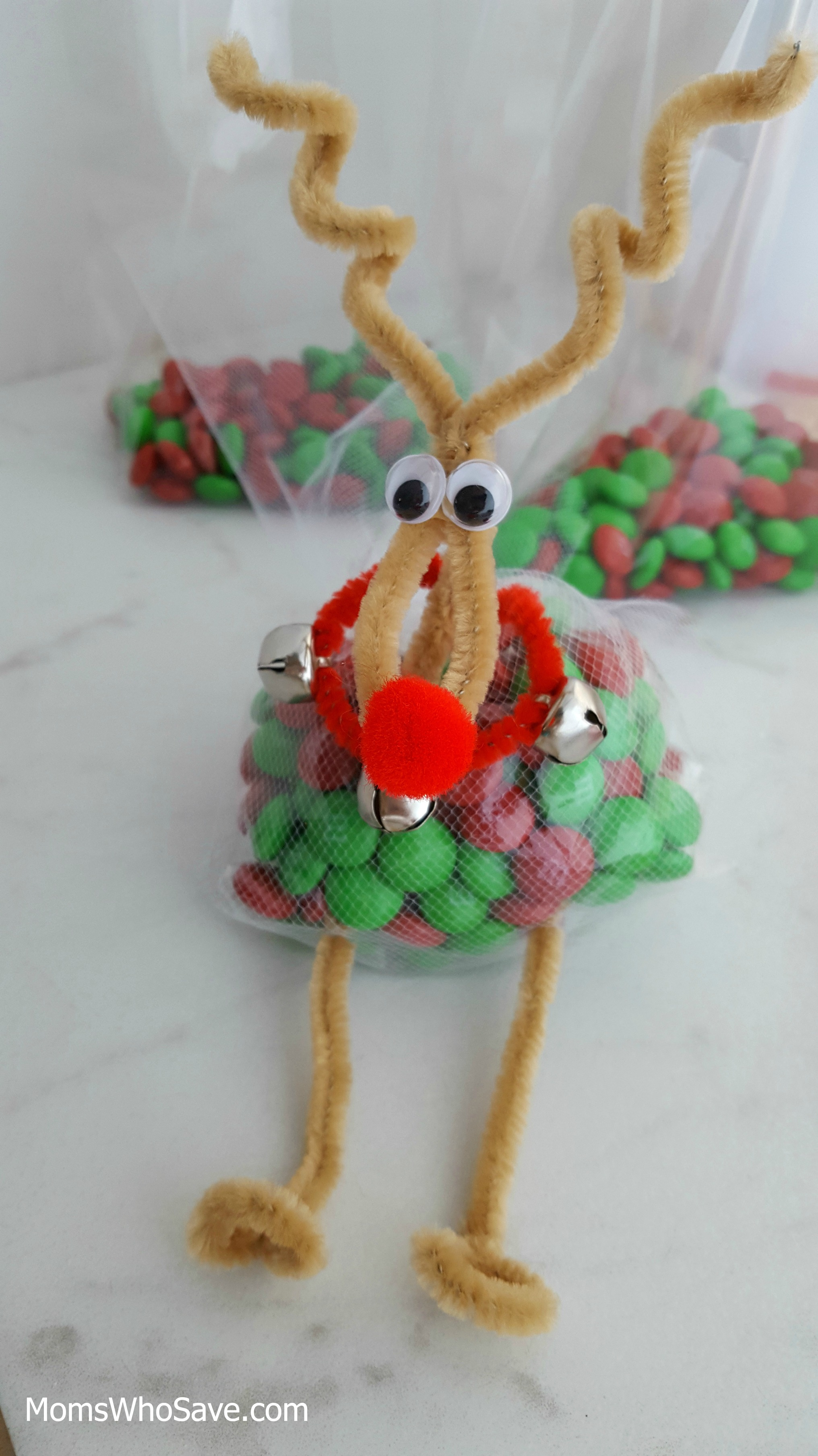 treat bags for Christmas party