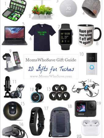 Techies Gift Guide