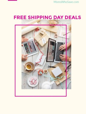 Free Shipping Day is December 15th — Here are Some of Our Favorite Participating Stores